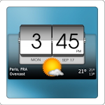 3D Flip Clock & World Weather ratings and reviews, features, comparisons, and app alternatives