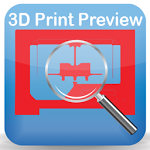3D Print Preview - STL Viewer ratings and reviews, features, comparisons, and app alternatives