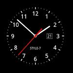 Analog Clock Live Wallpaper-7 ratings, reviews, and more.