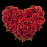 BEAUTIFUL ROSES Heart Clock ratings and reviews, features, comparisons, and app alternatives