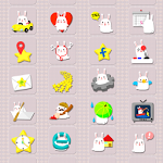 CUKI Theme Yellow Star Icon ratings and reviews, features, comparisons, and app alternatives