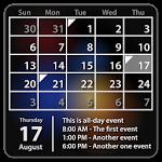 Calendar Widget: Month+Agenda ratings, reviews, and more.