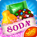 Candy Crush Soda Saga ratings, reviews, and more.