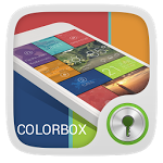 ColorBox GO Locker Theme ratings and reviews, features, comparisons, and app alternatives