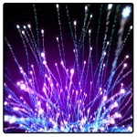 Fiber Optic Burst Wallpaper ratings and reviews, features, comparisons, and app alternatives