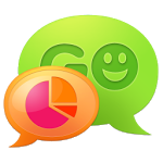 GO SMS Pro Message Counter ratings and reviews, features, comparisons, and app alternatives