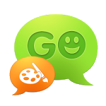 GO SMS Pro Theme Maker plug-in ratings and reviews, features, comparisons, and app alternatives