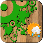 Graffiti HD weather UCCW skins ratings and reviews, features, comparisons, and app alternatives