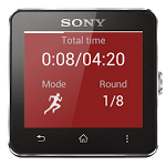 HIIT for Sony SmartWatch 2 ratings and reviews, features, comparisons, and app alternatives