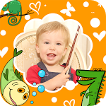 Kids Photo Frames - effects ratings and reviews, features, comparisons, and app alternatives