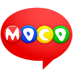 Moco - Chat, Meet People ratings, reviews, and more.