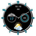 Super Clock Widget [Free] ratings, reviews, and more.