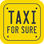 TaxiForSure book taxis, cabs ratings, reviews, and more.