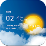 Transparent clock & weather ratings and reviews, features, comparisons, and app alternatives
