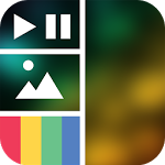Vidstitch Free - Video Collage ratings, reviews, and more.