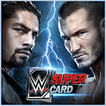WWE SuperCard ratings, reviews, and more.